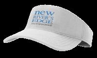 white-visor
