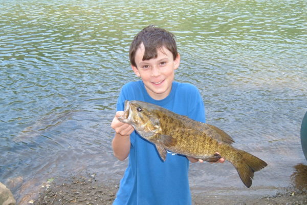 Robert -19 in Smallmouth