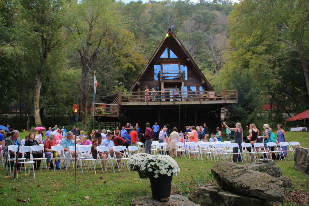 New River's Edge Weddings
