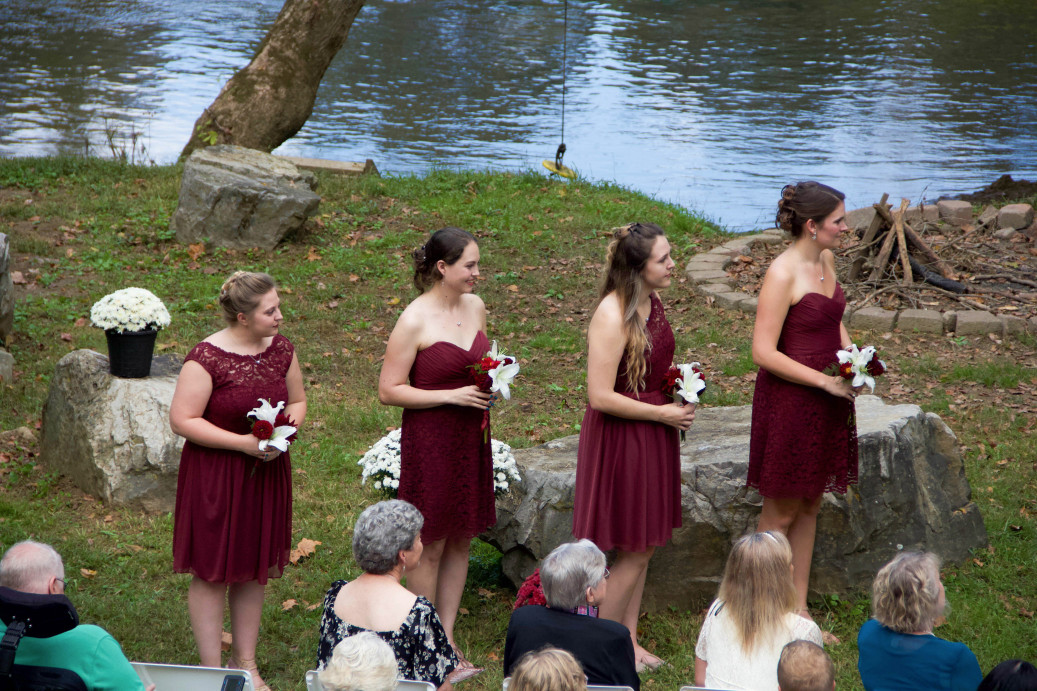 Weddings on the New River
