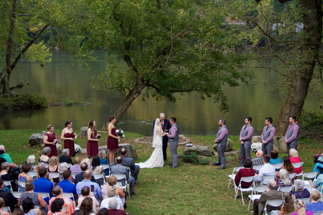 A New River Wedding
